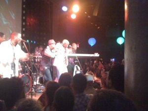 One of my Favorite Cuban Bands @ SOB's in NYC-- Manolito y su Trabuco